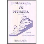 HOMEOPATIA EM PEDIATRIA