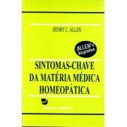 SINTOMAS CHAVE DA MATERIA MEDICA HOMEOPATICA