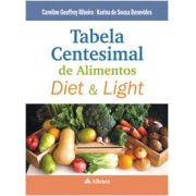 TABELA CENTESIMAL DE ALIMENTOS DIET  LIGHT