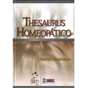 THESAURUS HOMEOPATICO