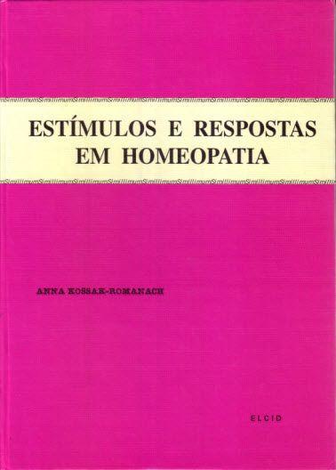 ESTIMULOS E RESPOSTAS EM HOMEOPATIA