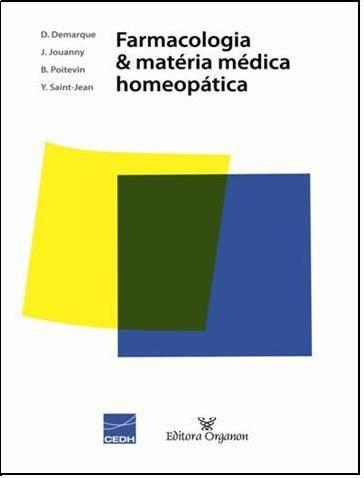 FARMACOLOGIA  E MATERIA MEDICA HOMEOPATICA