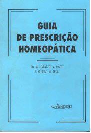 GUIA DE PRESCRIÇÃO HOMEOPATICA