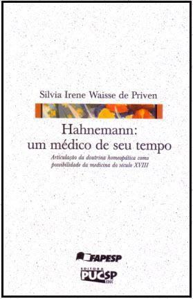 HAHNEMANN: UM MEDICO DE SEU TEMPO