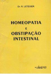 HOMEOPATIA E OBSTIPAÇÃO INTESTINAL