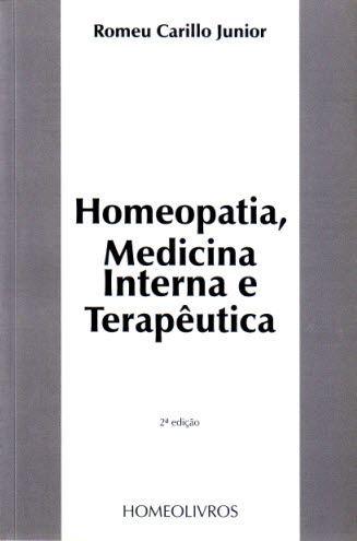 HOMEOPATIA, MEDICINA INTERNA E TERAPEUTICA