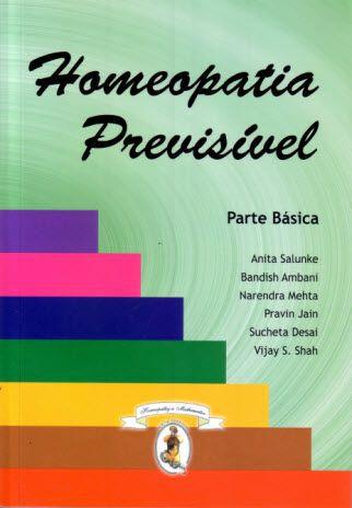 HOMEOPATIA PREVISÍVEL - PARTE BÁSICA