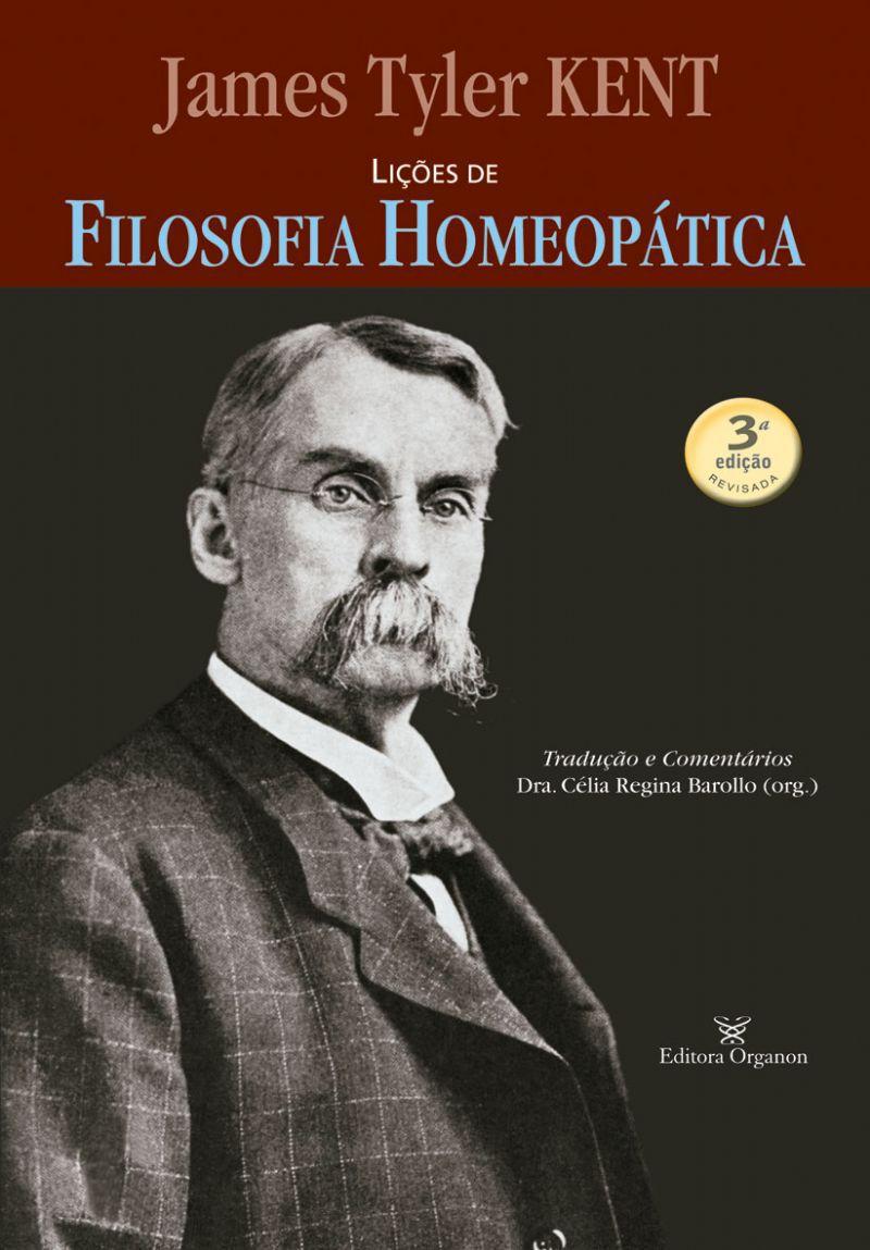 LIÇÕES DE FILOSOFIA HOMEOPATICA