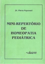 MINI REPERTORIO DE HOMEOPATIA PEDIATRICA