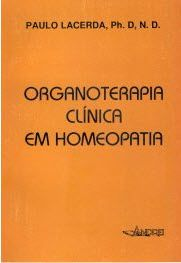 ORGANOTERAPIA CLINICA EM HOMEOPATIA