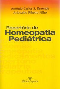REPERTORIO DE HOMEOPATIA PEDIATRICA