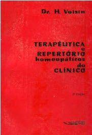 TERAPEUTICA E REPERTORIO HOMEOPATICO DO CLINICO