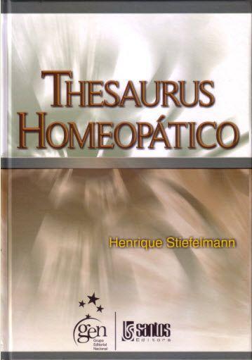 THESAURUS HOMEOPATICO