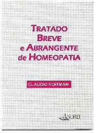 TRATADO BREVE E ABRANGENTE DE HOMEOPATIA