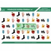 KIT 10 - 05 PRANCHAS NOMEAÇÃO RÁPIDA NASAIS E LÍQUIDAS - FORMATO DIGITAL