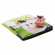 Livro de Banho: Amiguinhos Luminosos - Vaca