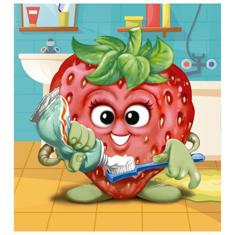 Baby Puzzle Frutas