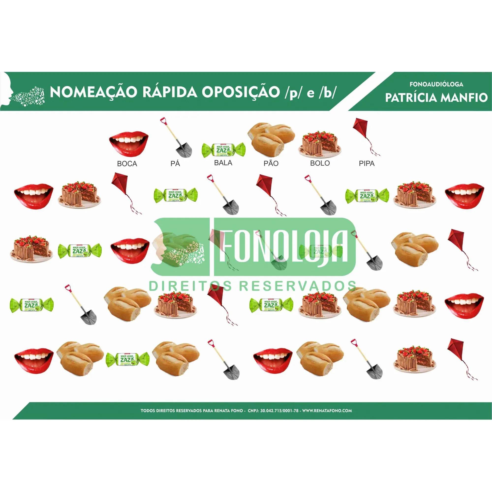 KIT 18 - 19 PRANCHAS SURDO E SONORO COMPLETO - FORMATO DIGITAL