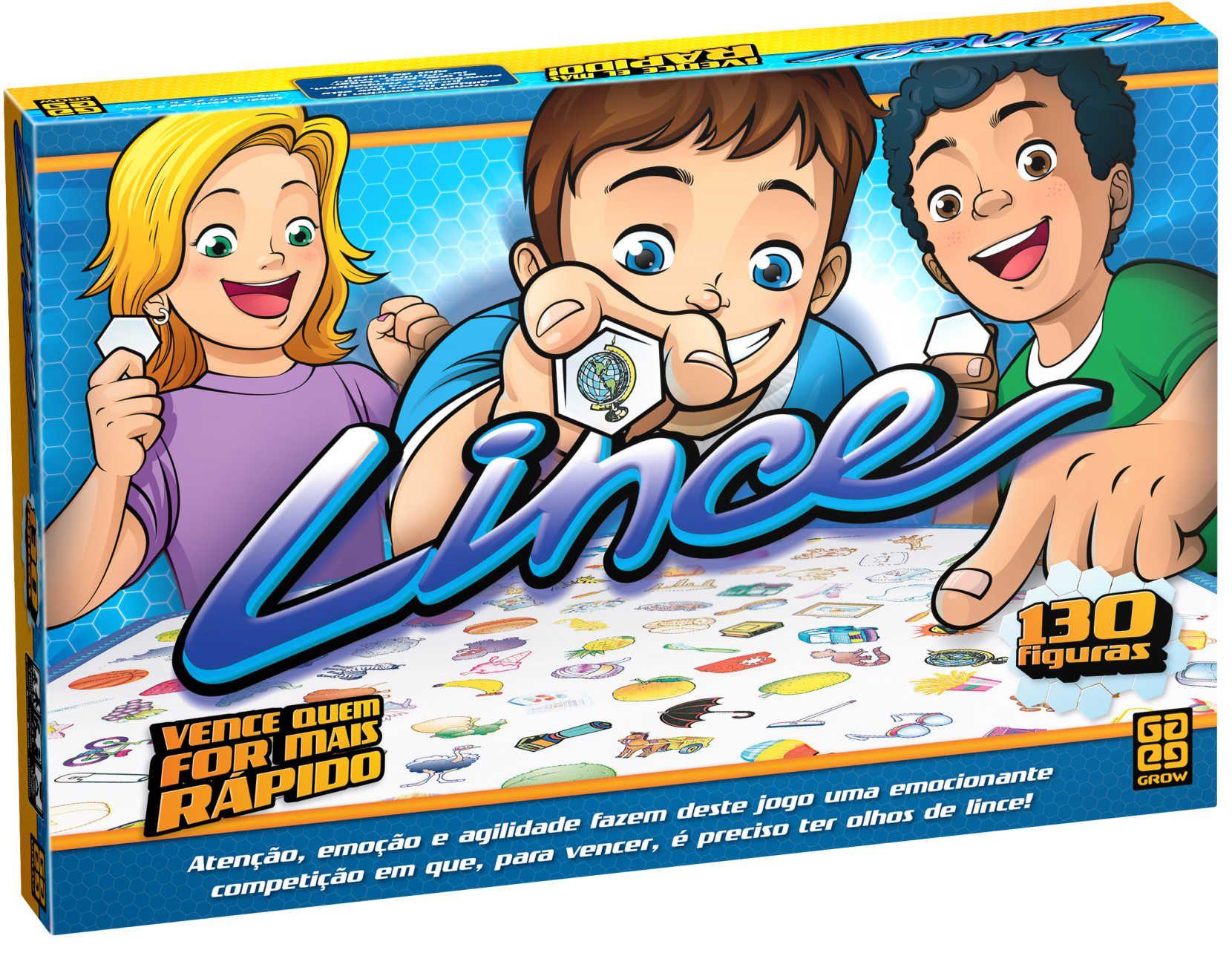 KIT LINCES - LINCE ALFABETO + LINCE CLÁSSICO - 10% DE DESCONTO