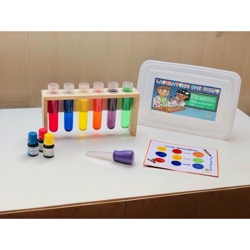 Laboratório das cores