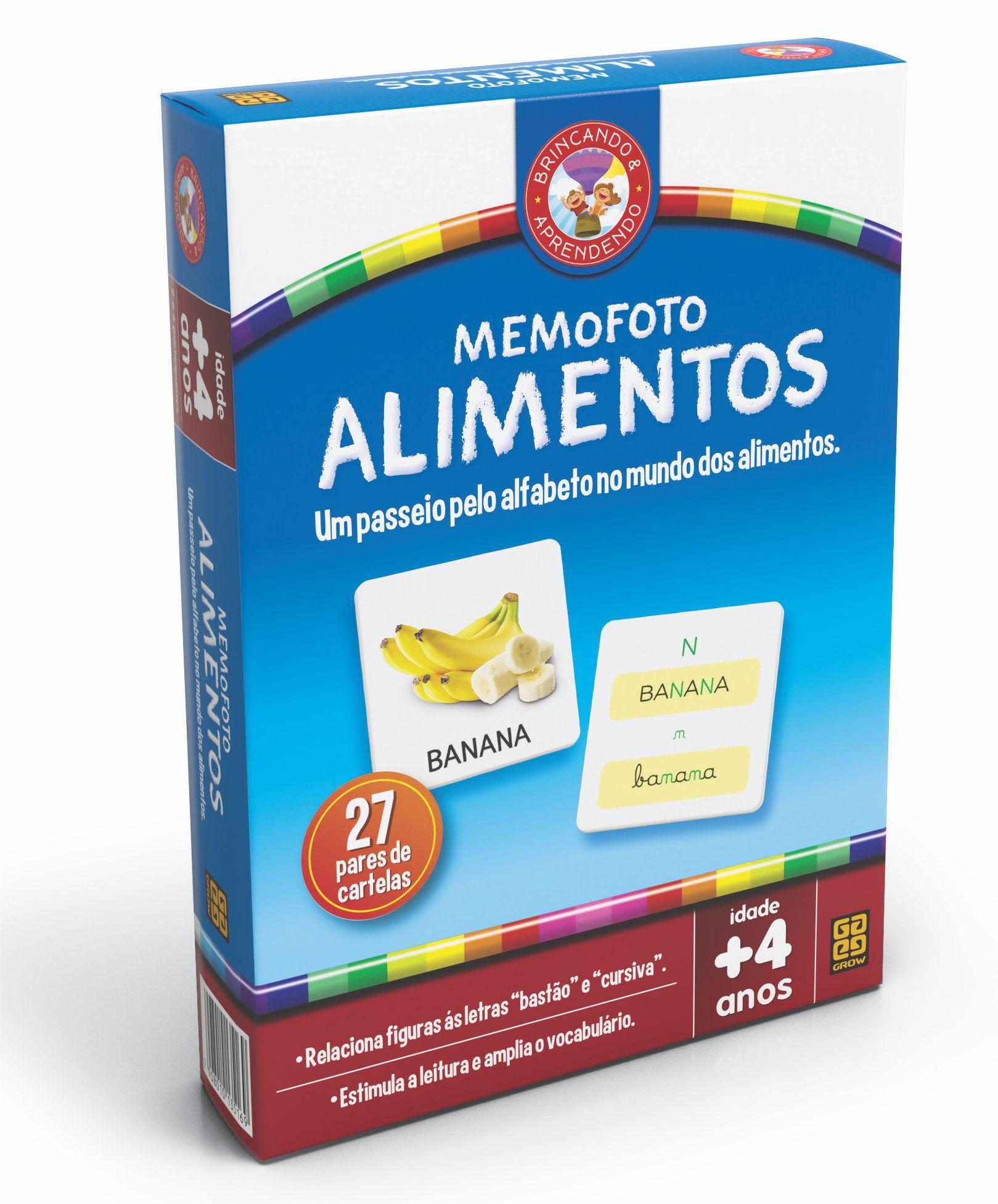 MEMOFOTO ALIMENTOS