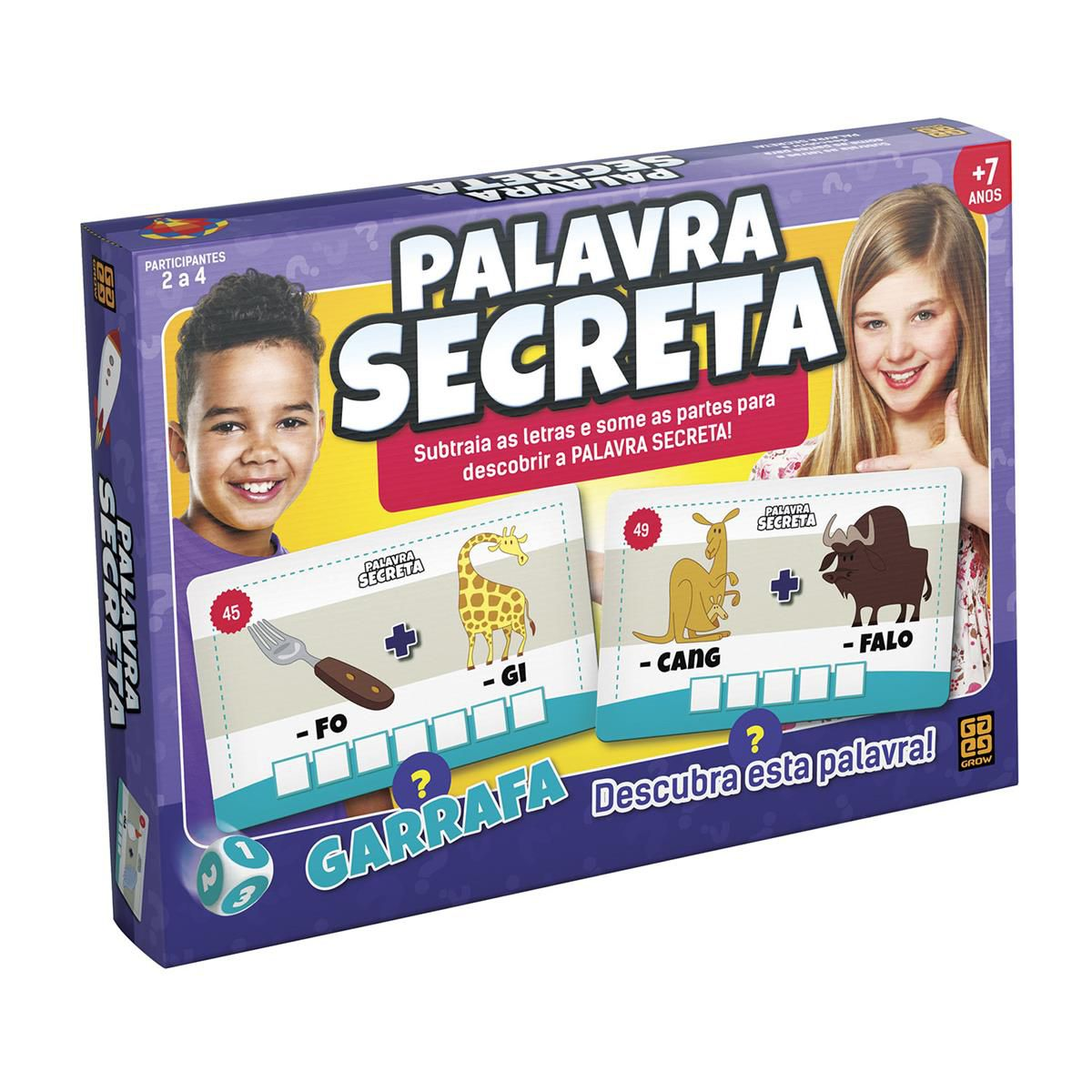 PALAVRA SECRETA