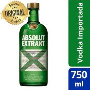 Absolut Extrakt Sueca - 750ml