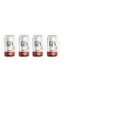 Combo 4 unid. Melt - Moscatel & Gin Fizz lata  - 269ml