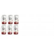 Combo 6 unid. Melt - Moscatel & Gin Fizz lata - 269ml