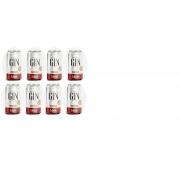 Combo 8 unid. Melt - Moscatel & Gin Fizz lata - 269ml