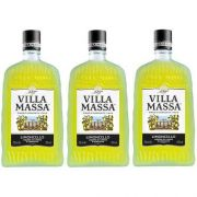 Licor Villa Massa Limoncello 700ml 03 Unidades