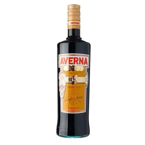 Aperitivo Italiano Averna Amaro Siciliano 750 ml  - DQ Comércio