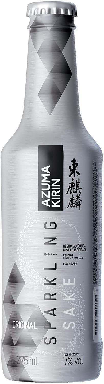 Azuma Kirin Sparkling Original - 275 Ml - c/6 unidades  - DQ Comércio