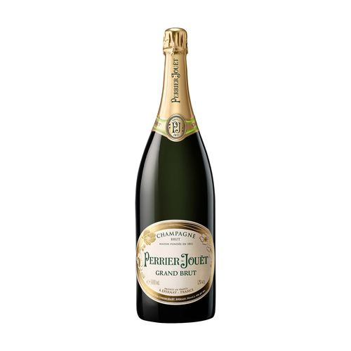 Champagne Perrier Jouet Grand Brut Francês - 750ml  - Deliciando Quitanda