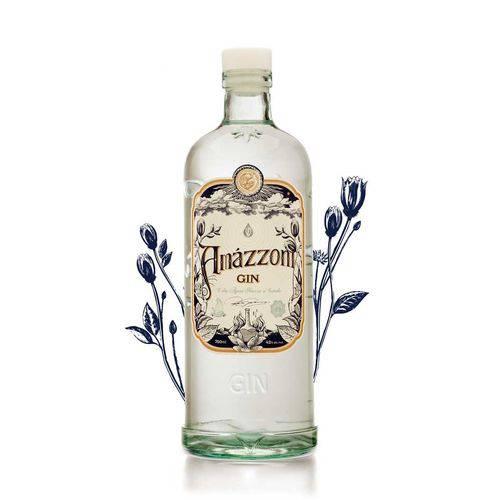 Gin Amázzoni 750ml  - Deliciando Quitanda