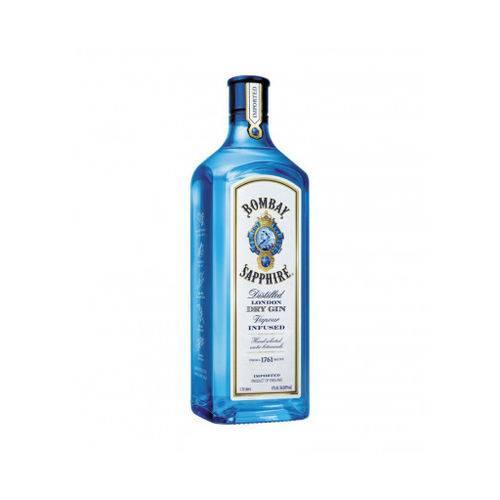 Gin Bombay Sapphire - 1,75 Litros  - DQ Comércio