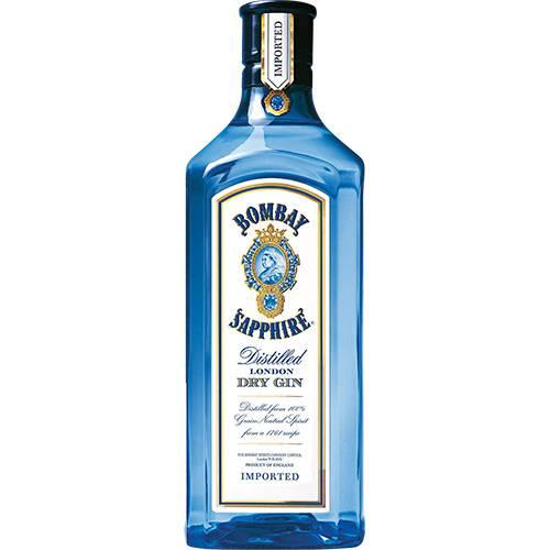 Gin Bombay Sapphire Dry London 750ml - Bacardi  - DQ Comércio