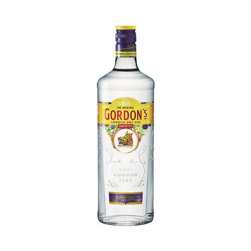 Gin Gordons 750 Ml  - DQ Comércio