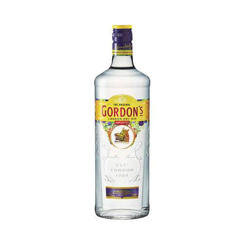 Gin Gordons 750 Ml  - Deliciando Quitanda