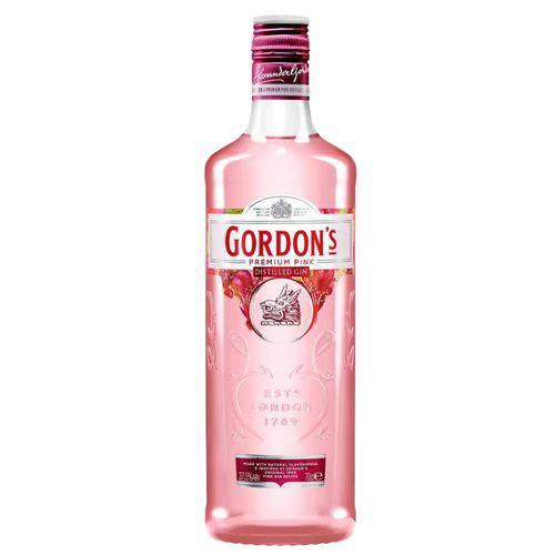 Gin Gordons Pink 750ml  - DQ Comércio