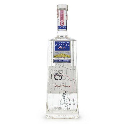 Gin Martin Millers Original 700ml  - Deliciando Quitanda