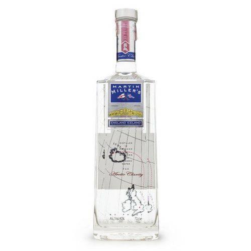 Gin Martin Millers Original 700ml  - DQ Comércio