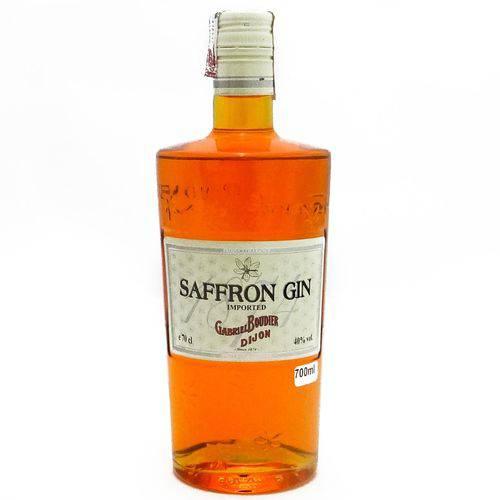 Gin Saffron Gabriel Boudier Dijon 700ml  - DQ Comércio
