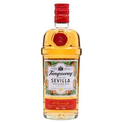 Gin Tanqueray Flor De Sevilla 700ml  - DQ Comércio