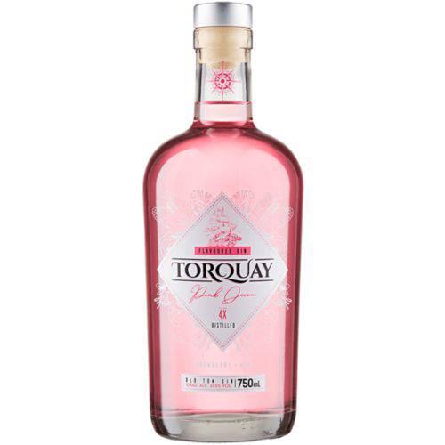 Gin Torquay Pink 750ml - Stoliskoff  - DQ Comércio