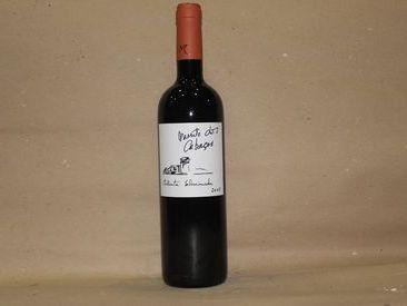 kit com 6 unidades - Vinho Monte dos Cabaços Colheita Selecionada 750ml  - DQ Comércio