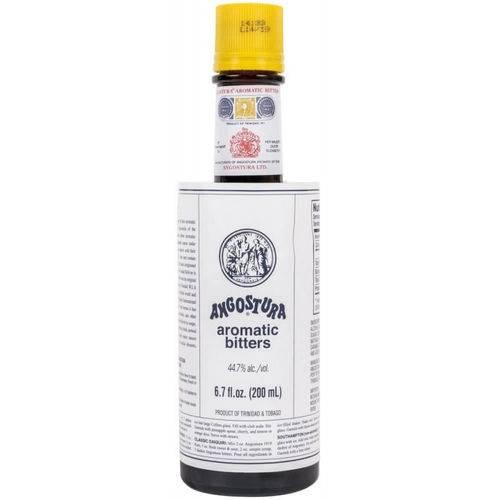 Licor Bitter Angostura Aromatic 200ml  - DQ Comércio