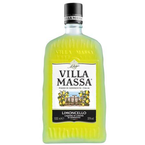 Licor Limoncello Villa Massa 700ml  - Deliciando Quitanda