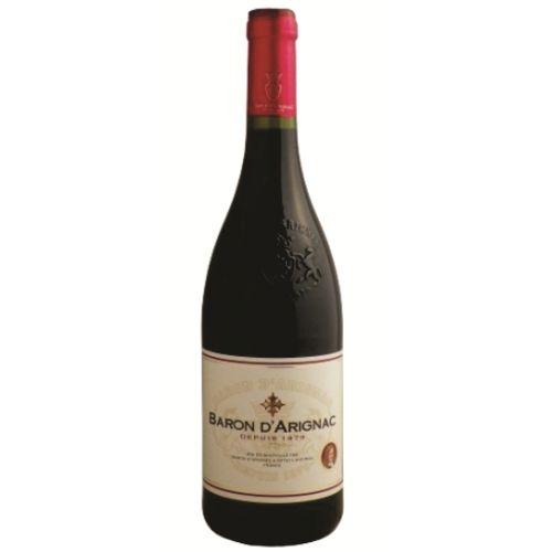 Vinho Baron D´Arignac 1979  Fino Tinto Meio Seco 750ML  - DQ Comércio