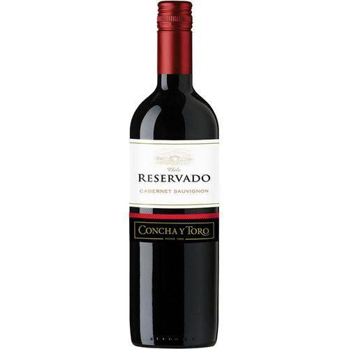 Vinho Concha Y Toro Reservado Sauvignon Blanc 750ml  - Deliciando Quitanda